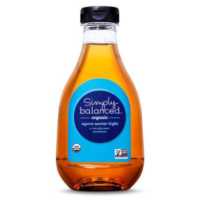 Simply Balanced Organic Agave Nectar 23.5 oz
