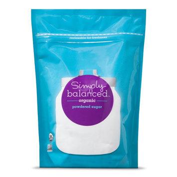 Simply Balanced Organic Powdered Sugar 16 oz