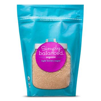 Simply Balanced Organic Brown Sugar 24 oz