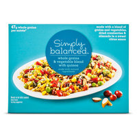 Simply Balanced Ancient Grains and Vegetable Medley 9oz