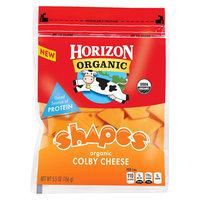 Horizon Organic Shapes Colby Cheese 5.5 oz