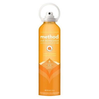 method air refresher sweet tangerine