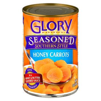 Glory Foods Seasoned Southern Style Honey Carrots 15 oz
