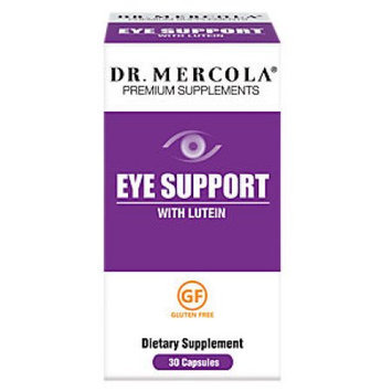 Mercola Eye Support With Lutein - 30 Capsules - Other Supplements