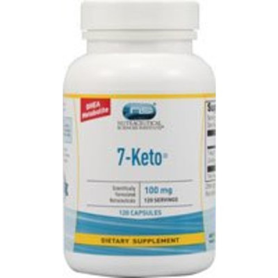Vitacost Brand Vitacost 7-Keto -- 100 mg - 120 Capsules