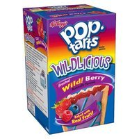 Kellogg's Pop-Tarts Wildlicious Frosted Wild Berry Pastries 8 ct