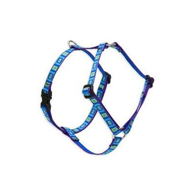 Lupine Pet 746889732822 Sea Glass 9 In-14 In. Roman Harness