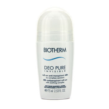 Biotherm Deo Pure Invisible Deodorant Roll On 75ml