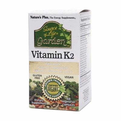 Nature's Plus Source of Life Garden Vitamin K2