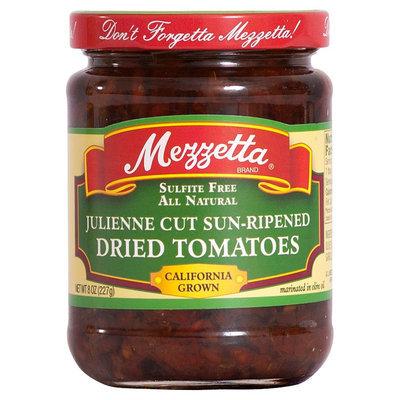 Mezzetta Julienne Sun Dried Tomato in Olive Oil 8 oz