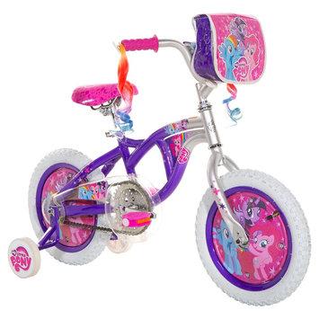 Girl's My Little Pony Bike - Purple/Silver (14