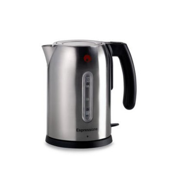 Espressione CM-475 Digital Filter Coffee Maker Stainless Steel