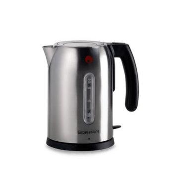Espressione CM-475 Digital Filter Coffee Maker Stainless Steel
