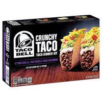 Taco Bell Hard Taco Shells 12ct 4.5oz