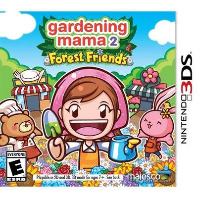 Majesco Gardening Mama 2: Forest Friends (Nintendo 3DS)
