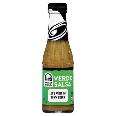 Taco Bell Verde Salsa 7.5oz