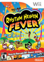 Nintendo of America Rhythm Heaven Fever