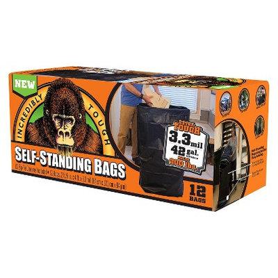 Gorilla Glue Gorilla Trash Bag 42 Gallon 12 ct