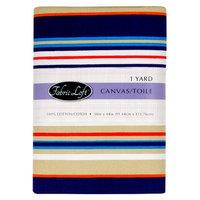 Fabric Loft Motley Multi Stripe Fabric - 1 yd