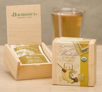 Davidson's Tea Davidson Organic Tea 676 Sampler Chest Honey Tea