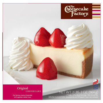 Cheesecake Factory Original Cheesecake 38 oz