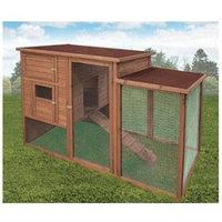 WARE Premium + Chick-N-Villa Chicken Coop