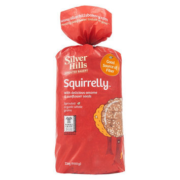 Silver Hills Bakery Silver Hills Squirrelly Sprouted Grain Bread