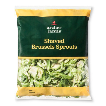Archer Farms Shaved Brussel Sprouts 9 oz