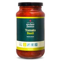 Archer Farms Tomato Basil Pasta Sauce 18 oz