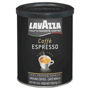 Lavazza Caffe Espresso Roast Ground Coffee 8 oz