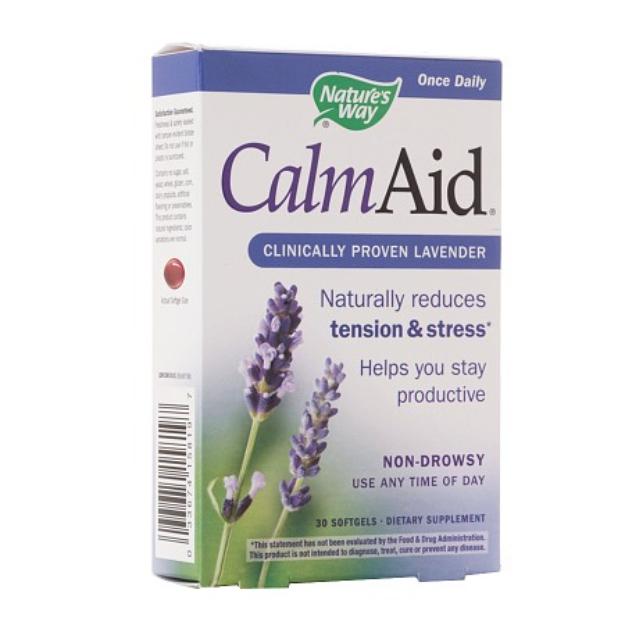 Nature's Way Calm Aid Lavender