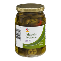 Ahold Jalapeno Peppers Sliced