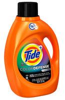 Tide Plus Color Defense Fresh Scent Detergent