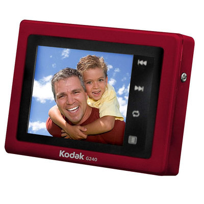 Kodak Digital Photo Viewer 21037-RED-KHL