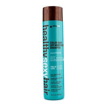 Healthy Sexy Hair Color Safe Soy Moisturizing Shampoo
