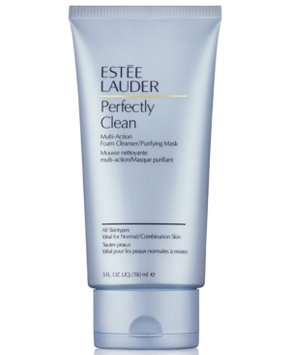 Estée Lauder Perfectly Clean Multi-Action Foam Cleanser/ Purifying Mask