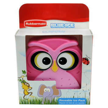 Rubbermaid BlueIce Fun Shapes Owl Lunch Kit