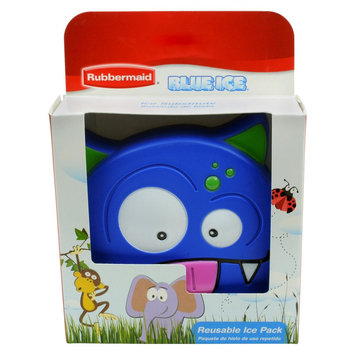 Rubbermaid BlueIce Fun Shapes Monster Lunch Kit