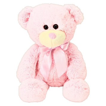 Animal Adventure Sweet Sprouts Avis Bear - Pink