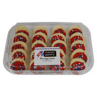 Market Pantry Mini Sugar Cookies Red 20 ct