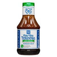 Soy Vay Enterprises, Inc. Soy Vay Low Sodium Teriyaki Sauce 21oz