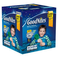 Huggies GoodNites Underwear for Boys S/M (44 Count)