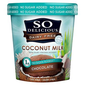 Gale Hayman So Delicious Coconut Milk Chocolate Frozen Dessert 16 oz