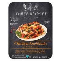 Valley Fine Foods Three Bridges Chicken Enchilada Casserole 22 oz