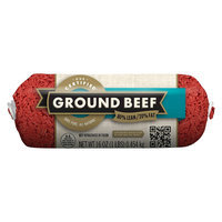 Cargill Meat Solutions 80/20 Ground Beef Chub 1 lb