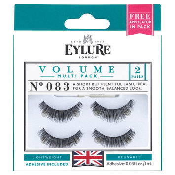 Eylure Eye Lashes 083 EL 2pr Naturalites