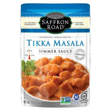 Saffron Road Tikka Masala Simmer Sauce 7 oz