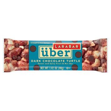 Larabar Uber Dark Chocolate Turtle Fruit & Nut Bar - 1.42 oz
