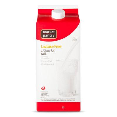 Market Pantry Lactose Free 1% Milk 64 oz