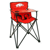 Ciao Baby ciao! baby Arkansas Portable Highchair - Red